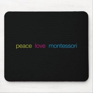 Tapis De Souris Montessori Mousepad