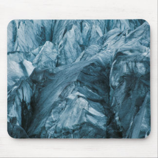 Tapis De Souris Motif abstrait en glacier   Islande