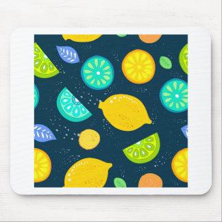 Tapis De Souris Motif de citron