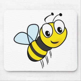 Tapis De Souris mouche d'art de miel