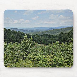 Tapis De Souris Mountain View - parc national de Shenandoah