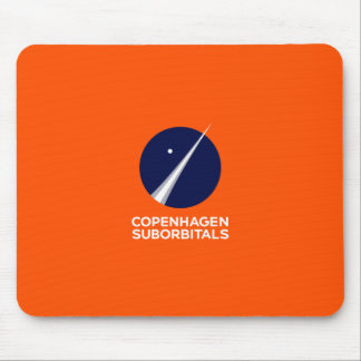 Tapis De Souris Mousepad avec le logo de Copenhague Suborbitals