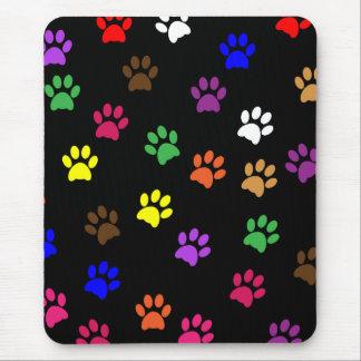 Tapis De Souris Mousepad coloré d'amusement d'animal familier de