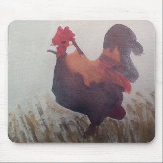 Tapis De Souris mousepad de coq