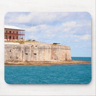 Tapis De Souris Mousepad de fort des Bermudes