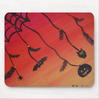 Tapis De Souris mousepad de Halloween