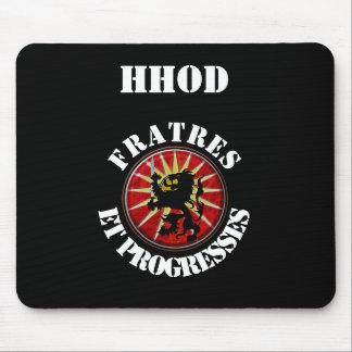 Tapis De Souris Mousepad de HHOD avec la devise