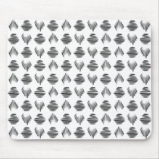 Tapis De Souris Mousepad de motif de coquillage
