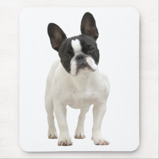 Tapis De Souris Mousepad de photo de bouledogue français, idée de