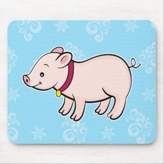 Tapis De Souris Mousepad de porc