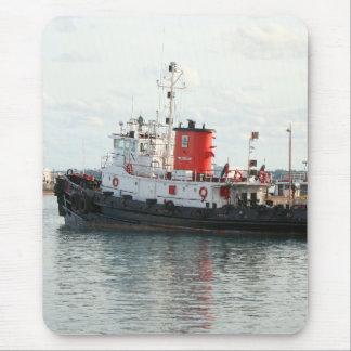 Tapis De Souris Mousepad de traction subite des Bermudes