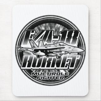 Tapis de souris Mousepad du frelon F/A-18