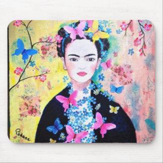 Tapis De Souris Mousepad du Frida Khalo