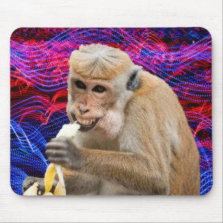 Tapis De Souris Mousepad effronté de singe