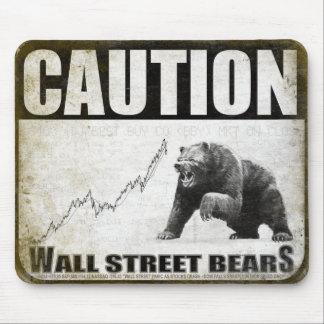 Tapis De Souris Mousepad pour les investisseurs de marché à la