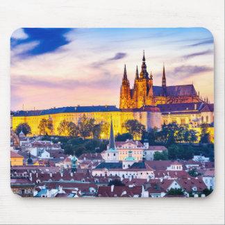 Tapis De Souris Mousepad Prague