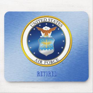 Tapis De Souris Mousepad retiré parU.S. Air Force