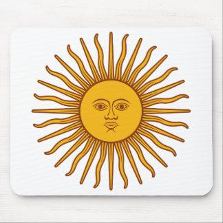 Tapis De Souris Mousepad - soleil de flambage