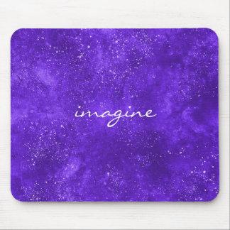 Tapis De Souris Mousepad ultra-violet inspiré