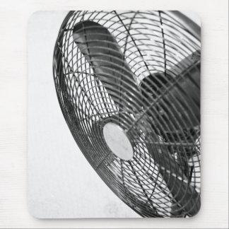 Tapis De Souris Mousepad vintage de fan