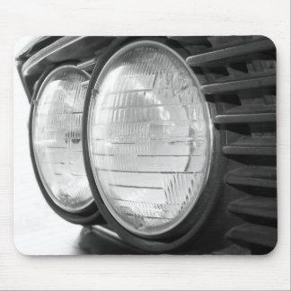 Tapis De Souris mousepad vintage de phares de BMW
