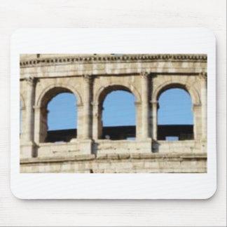 Tapis De Souris mur de trois voûtes