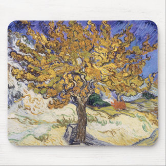Tapis De Souris Mûrier de Vincent van Gogh |, 1889