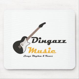 Tapis de souris - musique de Dingazz