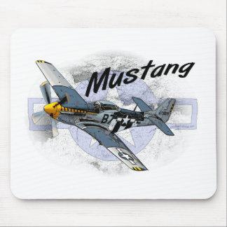 Tapis De Souris Mustang P51