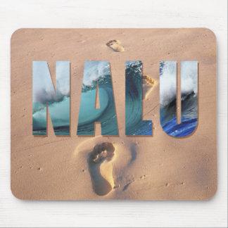 """Tapis De Souris """"Nalu"""" hawaïen (surf) Mousepad"""