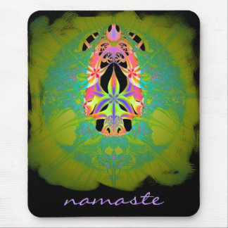 "Tapis De Souris ""Namaste"" - Mousepad"