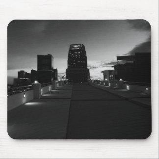 Tapis De Souris Nashville par nuit