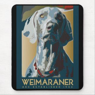 Tapis De Souris Nation de Wewimaraner : Weimaraner 1943