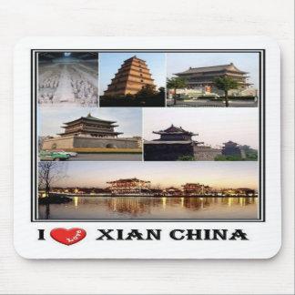 Tapis De Souris NC Xian Chine - mosaïque d'amour d'I -