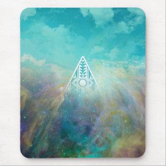 Tapis De Souris Nébuleuse impressionnante d'Orion de triangle de