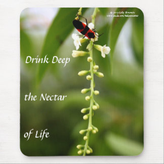 Tapis De Souris Nectar de la vie