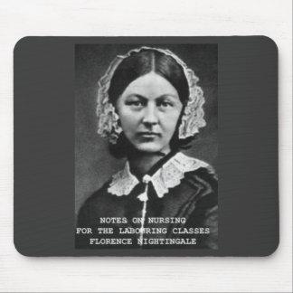 Tapis De Souris Notes de Florence Nightingale sur des soins