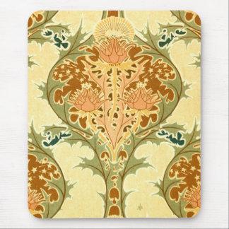 Tapis De Souris Nouveau vintage floral