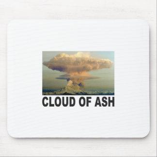 Tapis De Souris nuage d'art de cendre