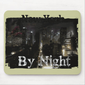 Tapis de souris NYC By night