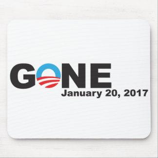 Tapis De Souris Obama allé, 2017