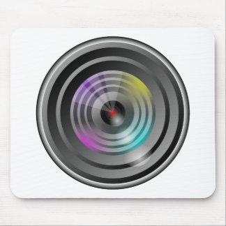 Tapis De Souris Objectif de caméra