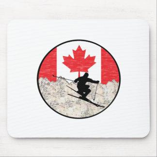 Tapis De Souris Oh le Canada