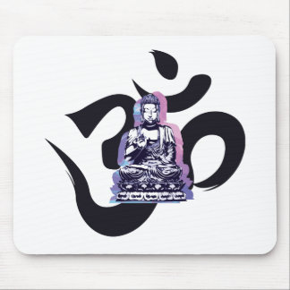 Tapis De Souris Ohm Bouddha