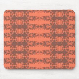 Tapis De Souris orange