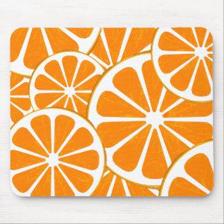 Tapis De Souris oranges