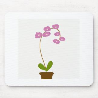 Tapis De Souris orchidées