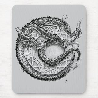 Tapis De Souris Ornamental de dragon