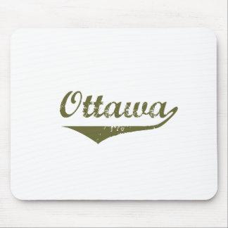 Tapis De Souris Ottawa