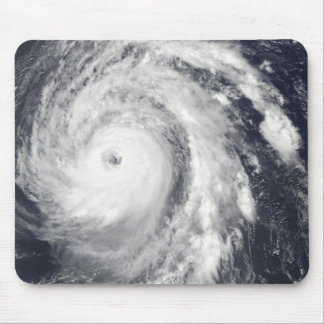 Tapis De Souris Ouragan Bill dans l'Océan Atlantique